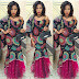 Ankara Mixed With Lace Styles - Latest Gown Styles You Can Rock