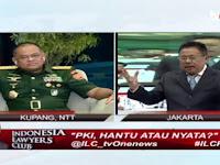 Panglima TNI di ILC Soal PKI: Info Adanya PKI Tidak Akan Kami Bocorkan, Kami Tahu Kapan Bergerak