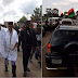 Nnamdi Kanu defies Ebonyi Governor, Visits His Village (PHOTOS)