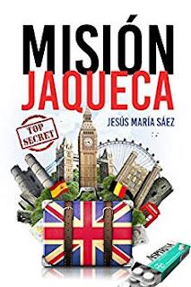 Mision Jaqueca. 2018- Jesus Maria Saez