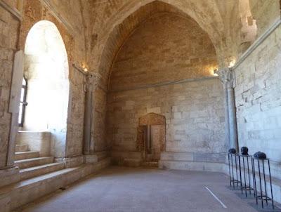 Sala di Castel del Monte