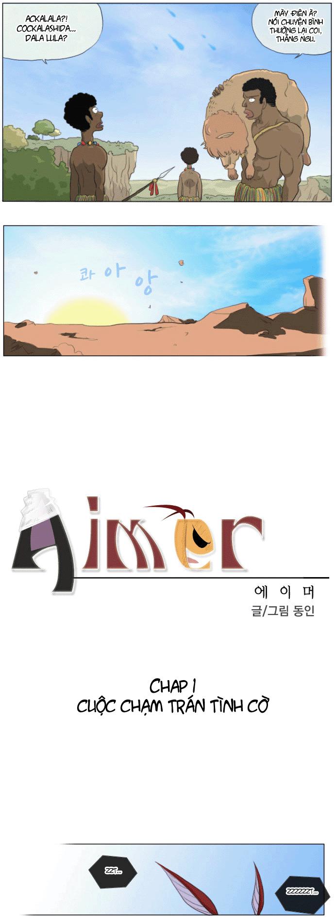 Aimer  Chap 001 - Truyenmoi.xyz