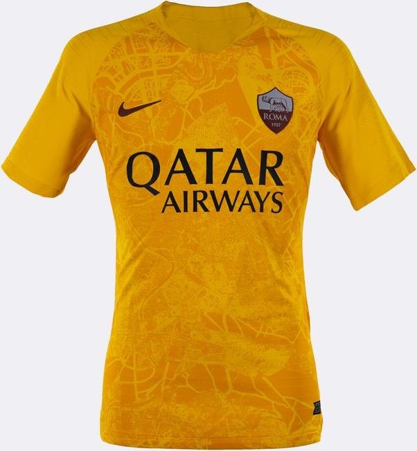 Nike apresenta a nova terceira camisa da Roma - Show de Camisas 65a008a53c12c