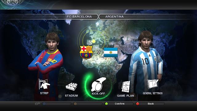 Pro Evolution Soccer 2011 (PES 11) PC Download Full Version Screenshot 3