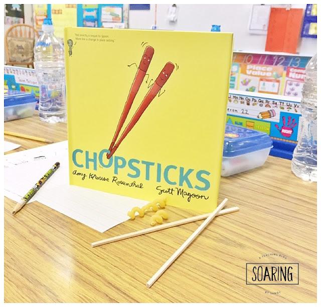 Children's book Chopsticks