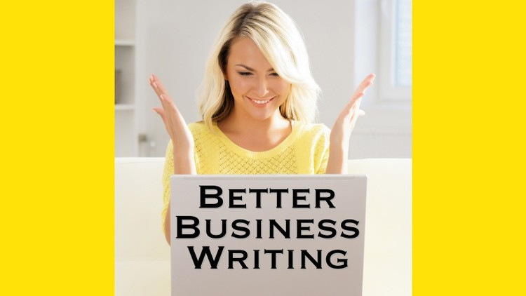 Better Business Writing Course - Udemy coupon