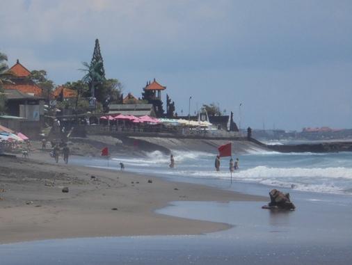 Pura Batu Mejan Canggu, Pantai Batu Mejan Temple