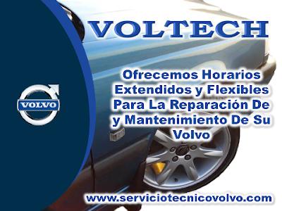 Taller Volvo Especializado en Bogota - Voltech
