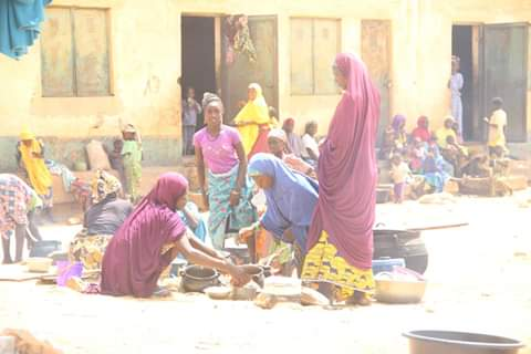 Photos:3,299 displaced, 9 killed including 2 children, 35 abducted as armed bandits attack communities in Niger state