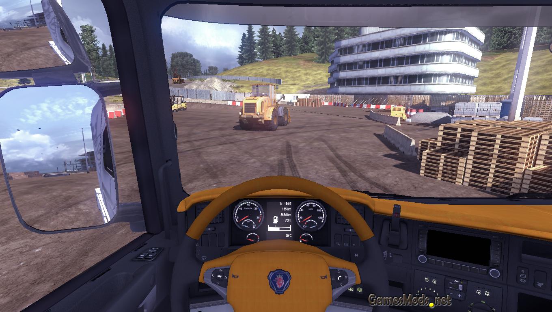 Scania Truck Driving Simulator [FULL ISO] ~ PC Games Full Crack