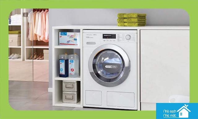 Dịch vụ giặt rèm quận 9