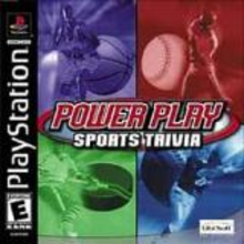 Power Play - Sports Trivia - PS1 - ISOs Download