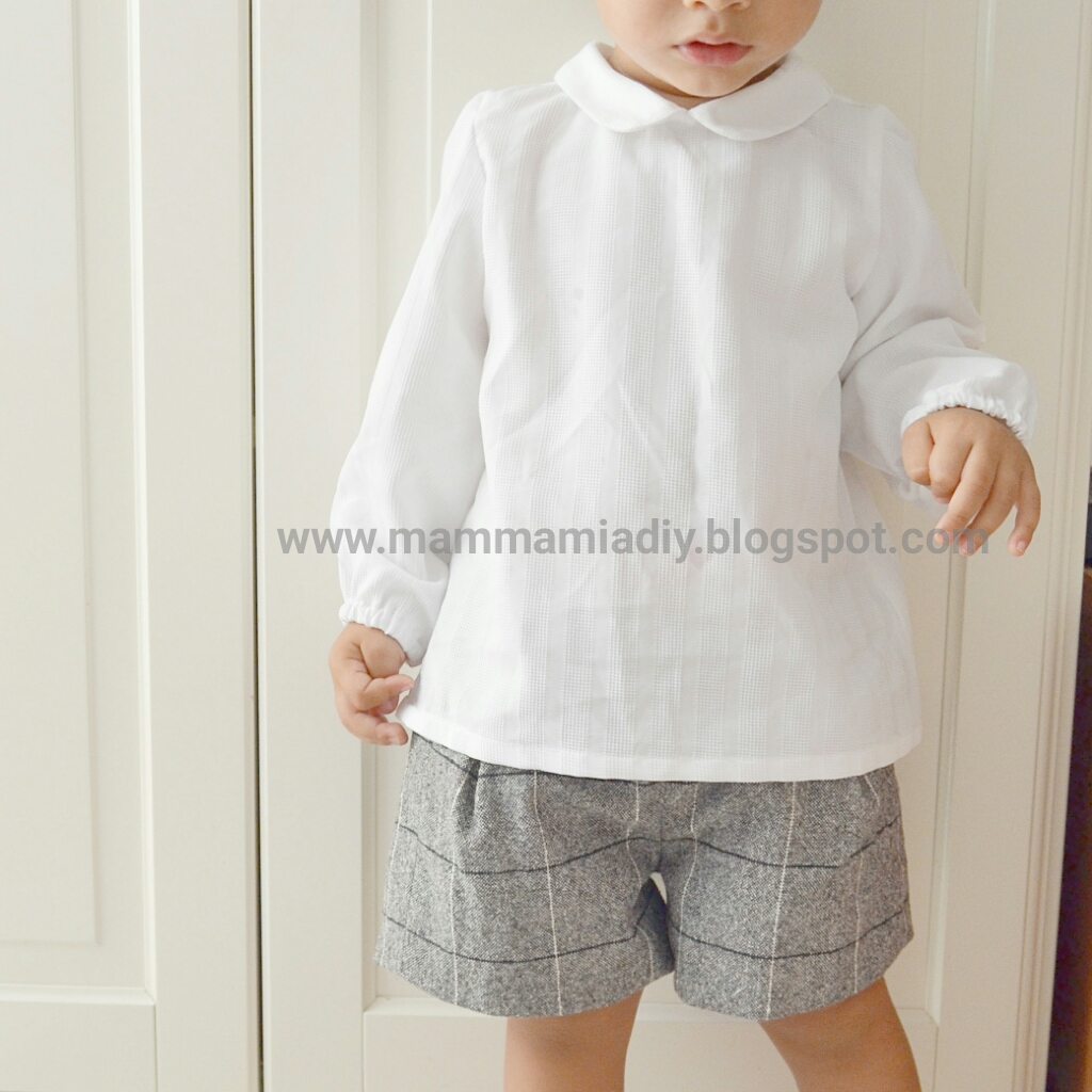 MammamiaDIY Cartamodelli/Patrones gratis: DIY Patrones GRATIS Camisa ...
