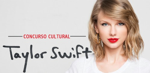 "Concurso Cultural Universal Music: ""SHAKE IT OFF - TAYLOR SWIFT"""