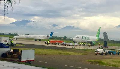 Bandara Banyuwangi buka rute internasional pada 2019.