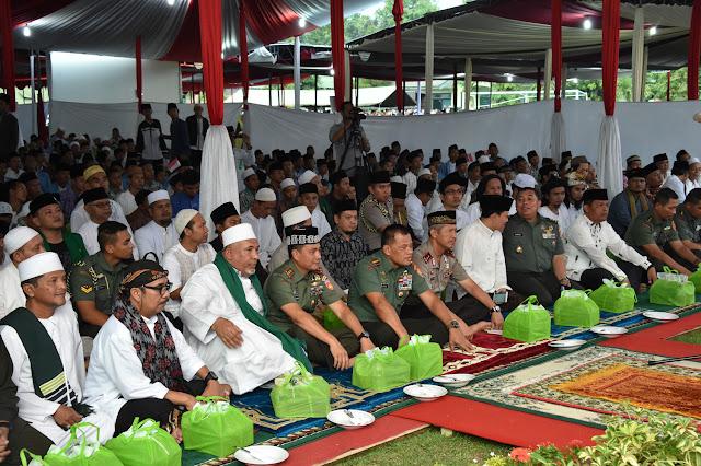 Panglima TNI: Hidup Damai Jangan Saling Menyalahkan