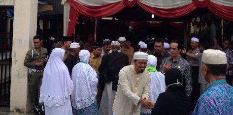 86 Jamaah Haji Asal Abdya Kembali Ke Kampung Halaman Dengan Selamat