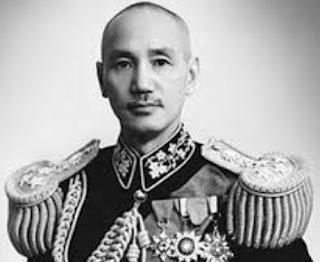 Jenderal Chiang Kai-Shek tokoh nasional china