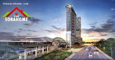 Sampai dikala ini pembangunan raga telah menggapai tingkatan 7 dari tingkatan basement serta sasaran konstruksi bisa dituntaskan di semester kedua tahun 2020, lanjut Anna. Lain dari itu sasaran serah terima konsumen hendak bertahap dilaksanakan mulai pertengahan 2021.Proyek yang berdiri diatas 1, 5 hektare lahan yang terletak sesuai di Stasiun Tanjung Barat Jakarta ini, menelan bayaran dekat Rp 720 milliar. Tidak cuma berlokasi di zona startegis Jakarta Selatan yang dilengkapi dengan bermacam- bermacam komersial zona, park and ride serta amphitheater, namun pula mempunyai direct connectivity tidak cuma ke Stasiun Tanjung Barat namun pula AEON Mall