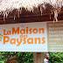 """CONSOMMONS LES PRODUITS LOCAUX A """"LA MAISON DES PAYSANS"""""""