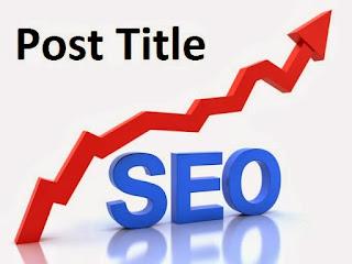 Hướng dẫn chỉnh sửa tiêu đề (title) bài viết Blogspot chuẩn SEO