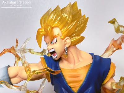 Review del Figuarts ZERO Super Saiyan Vegetto de Dragon Ball Z - Tamashii Nations