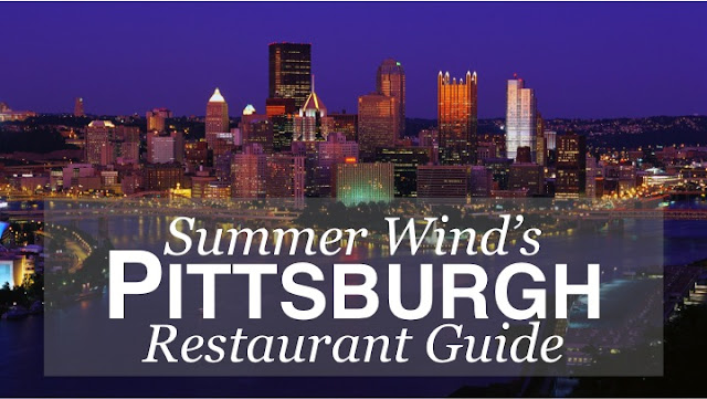 The best restaurants in pittsburgh