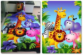 karpet karakter,sofa karakter,selimut karakter,kasur bayi karakter