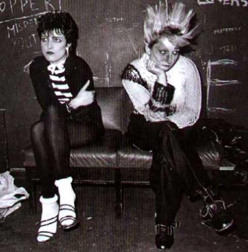 Vintage & Antique Fashion: 70s Punk Fashion