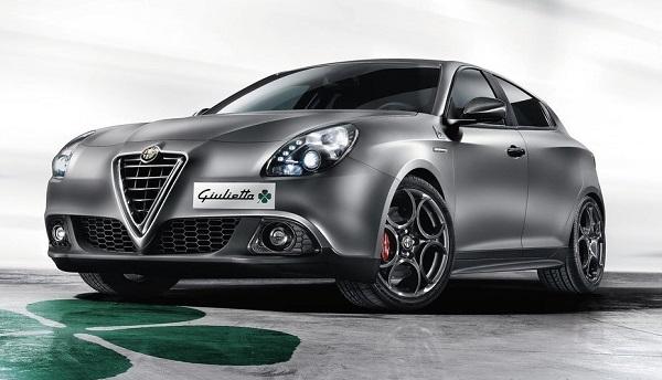 Alfa Romeo Giuletta Quadrifoglio Verde