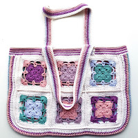 crochet patterns tote bag afghan