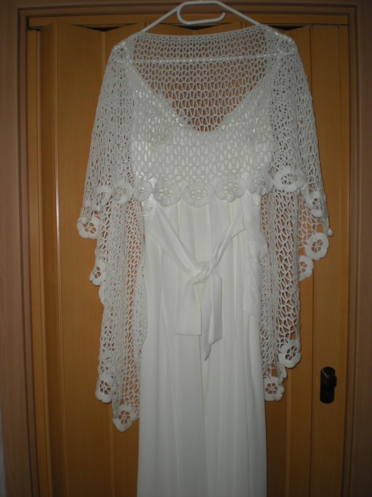 EmmHouse: Wedding shawl pattern
