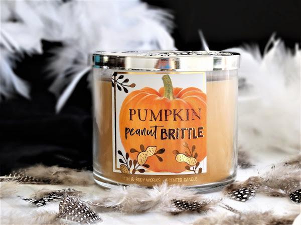 Pumpkin Peanut Brittle - Bath & Body Works