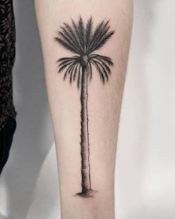 gambar tato tangan palm