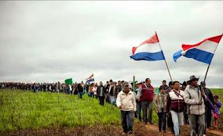Resultado de imagen para campesinos paraguayos