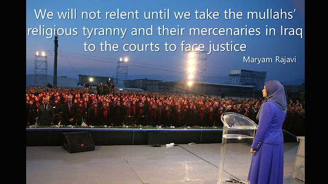 Iran-Speech by Maryam Rajavi on the anniversary of the massacre in Ashraf on September 1, 2013