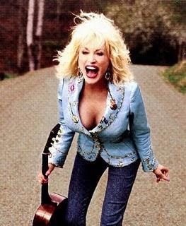 Dolly parton breast