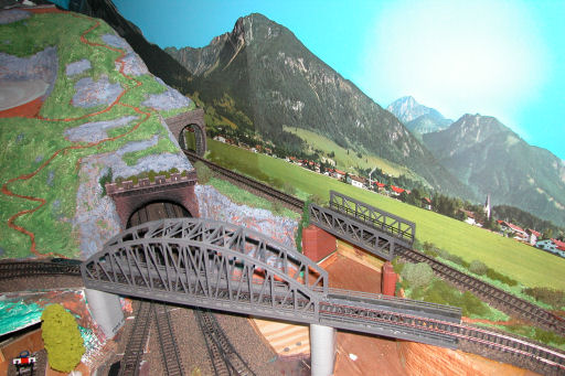 bridges on old layout