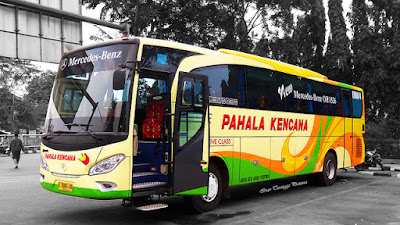 Tiket Bus Pahala Kencana - Mei
