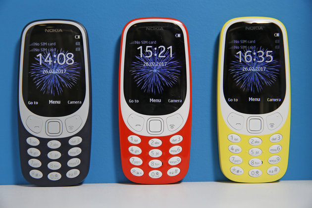 Here's Why You Need To Dump Your Smartphone For The New Nokia 3310!