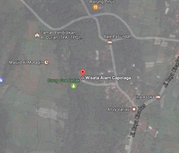 wisata alam capolaga kabupaten subang, jawa barat 41282 Daya Tarik Obyek Wisata Capolaga Adventure Camp Di Cicadas