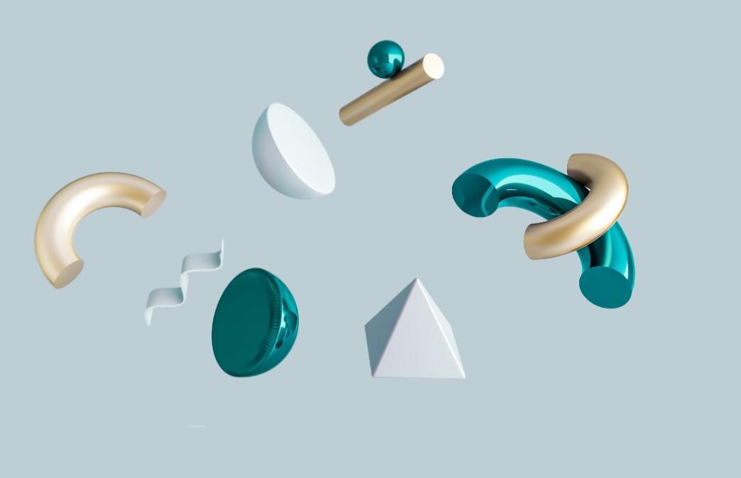 3D Design Transition