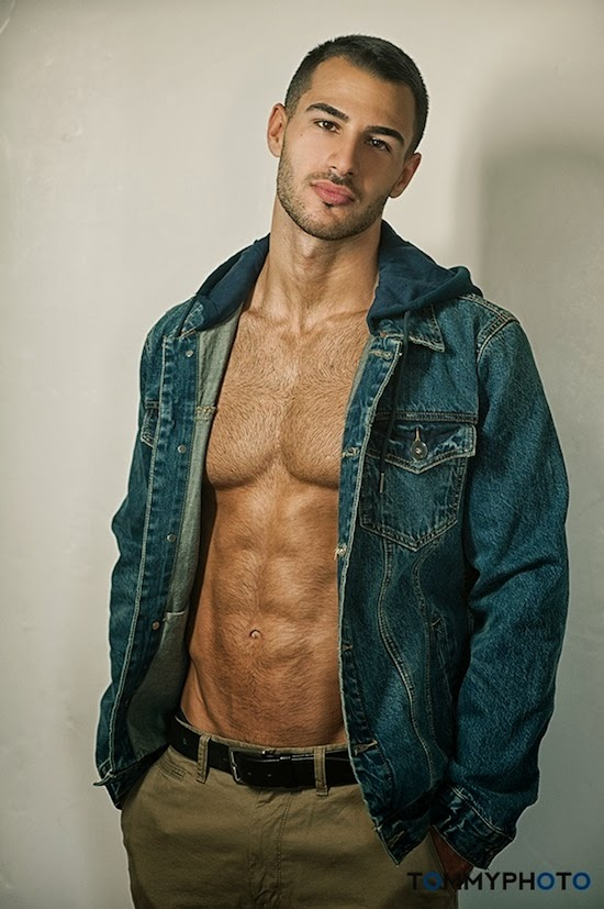 Milan E. Pfeisinger by Tommy Photo - Fashionably Male