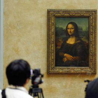 Мона Лиза под Джокондой