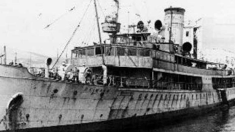 Σαν σήμερα πριν 71 χρόνια η βύθιση του ΧΕΙΜΑΡΡΑ στην περιοχή μας-Ο «ελληνικός Τιτανικός» με 391 θύματα