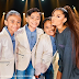 TNT Boys surprised by Ariana Grande at James Corden Show
