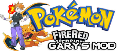 Pokemon Fire Red: Gary's Mod