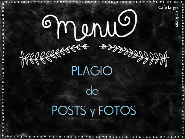 plagio blog fotos contenido