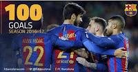 أهداف مباراة : برشلونة و اتليتك بلباو 3-0