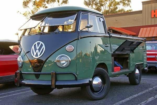 1965 VW T1 Single Cab | Auto Restorationice
